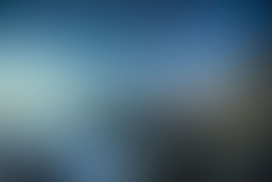 Blurred Background Blue