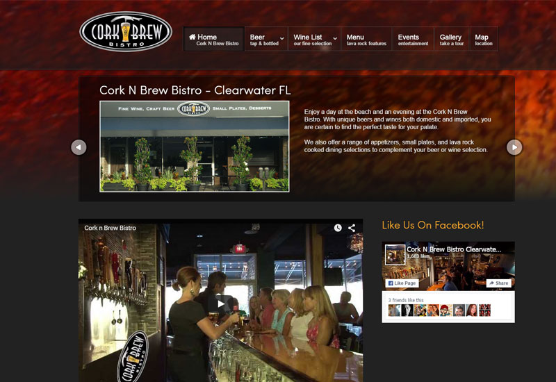 Cork and Brew Screenshot