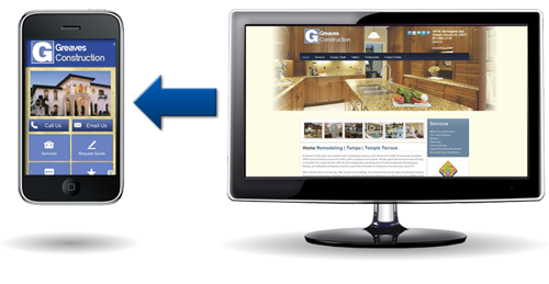 Mobile Web Design | Mobile Website | Tampa | St Petersburg | Clearwater | Strategic Web Design