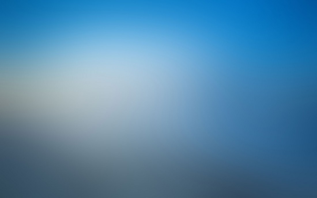 Blurred Background Blue Gray