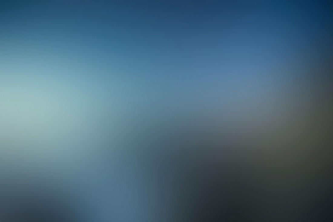 Blurred Background Blue